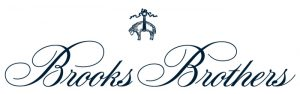 This image contains the Brooks Brothers logo. Clicking on the image takes the user from the Brooks Brothers shirt fit guide page to the Brooks Brothers site