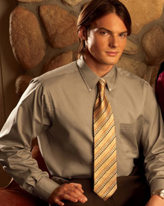 The image shows a man wearing a shirt with too long sleeves. Wearing shirts for short arms will remove avoid this problem.